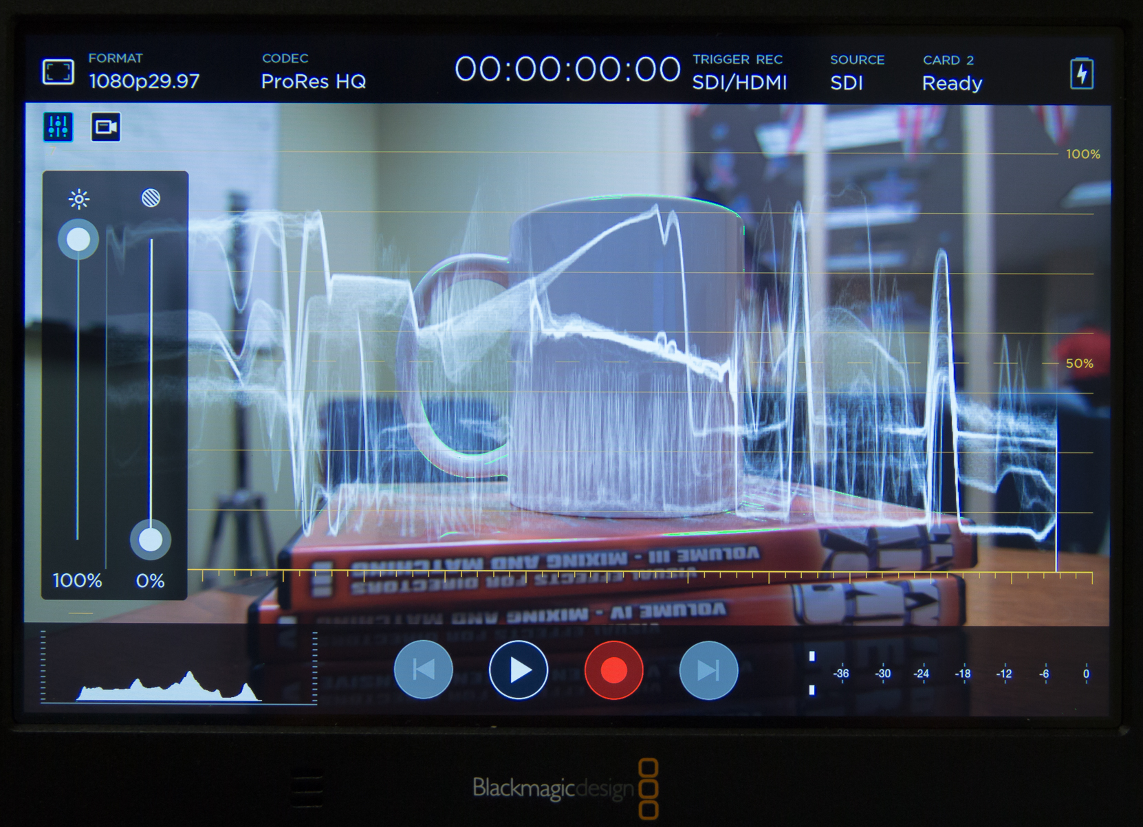Blackmagic Video Assist 4k Gets Major Firmware Update
