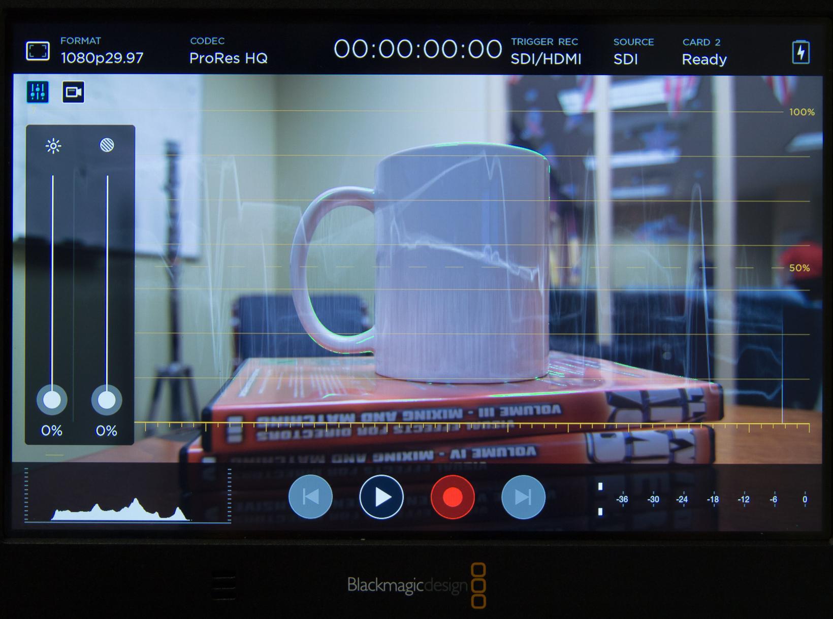 Blackmagic Video Assist 4K Gets Major Firmware Update 2