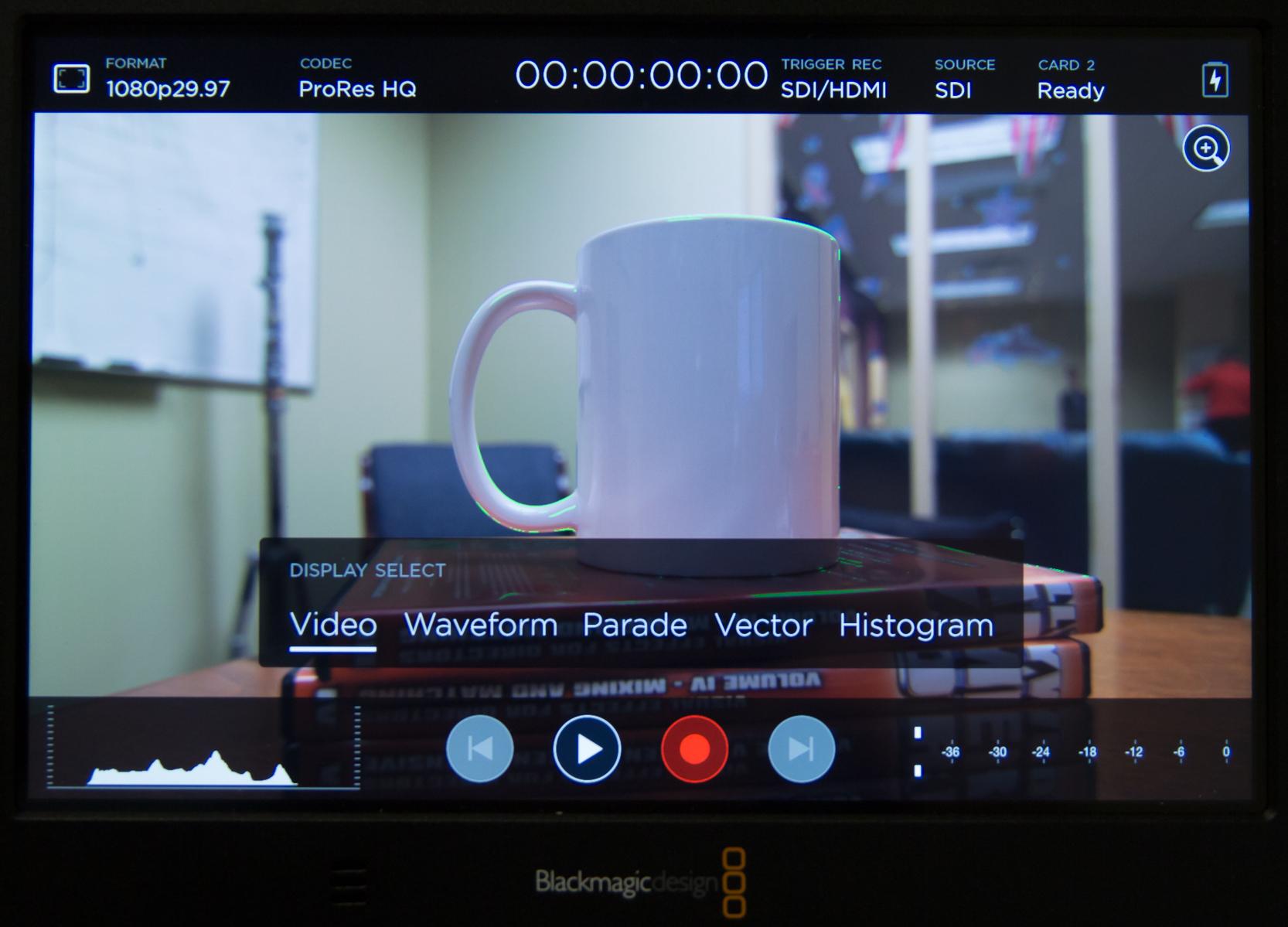 Video Assist 4K