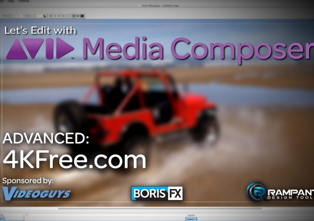 Let's Edit with Media Composer - ADVANCED - 4KFree.com 1