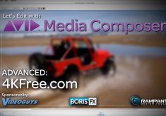 Let's Edit with Media Composer – ADVANCED – 4KFree.com