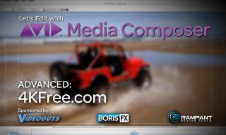Let's Edit with Media Composer – ADVANCED – 4KFree.com