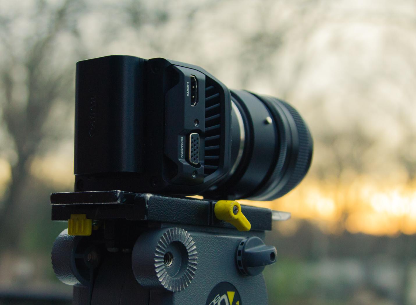 4K Micro Studio Camera 23