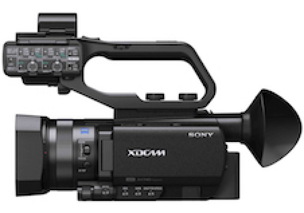First look: Sony PXW-X70 10-bit/4:2:2 handheld camcorder 9