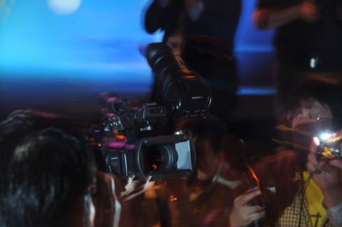 Sony Announces the EX3 7