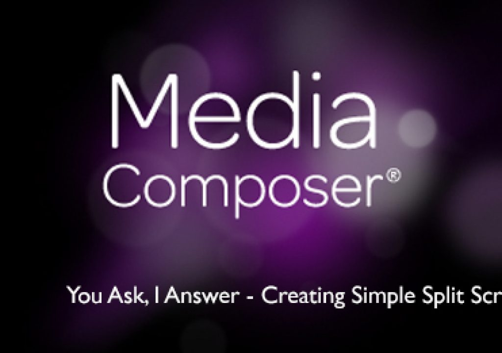 Media Composer - You Ask, I Answer! - Lesson 3 1