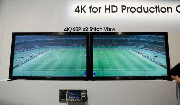 Sony Demos F65 4K Cameras As HD Production Solution 1