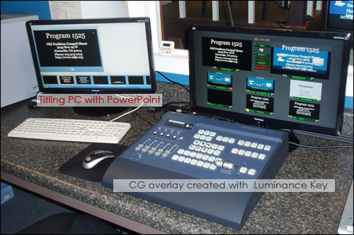 Broadcast Quality HD Production for Beginners: Part 4 1