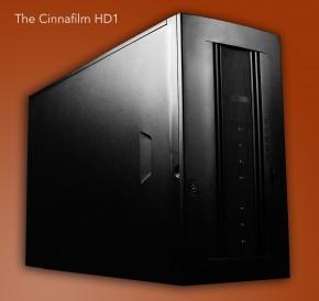 Cinnafilm ships Cinnafilm HD1 1