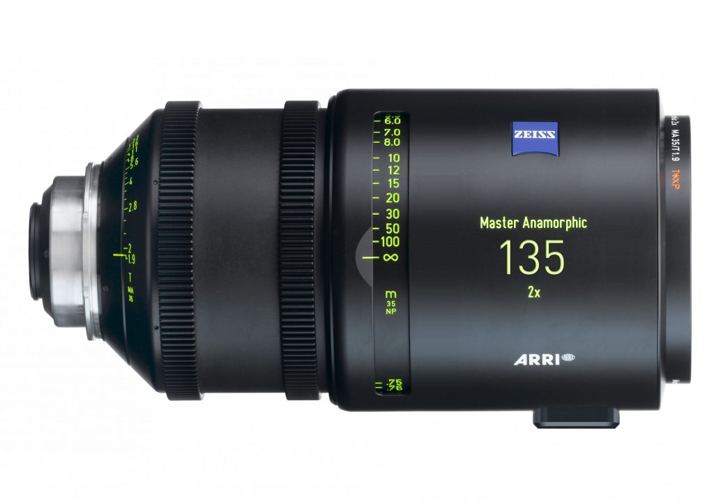 MA 135/T1.9 Completes Master Anamorphic Family from ZEISS and ARRI 3