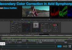 Secondary Color Correction Video Tutorial