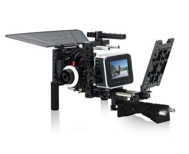 ARRI Introduces Ready to Shoot Kits for Blackmagic Cinema Camera 1
