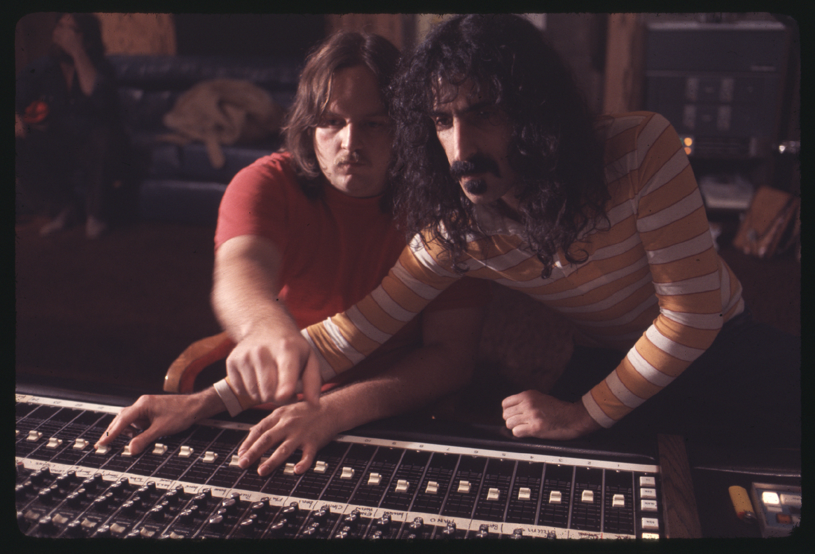 """ART OF THE CUT with Mike J. Nichols, editor of the documentary """"Zappa"""" 7"""