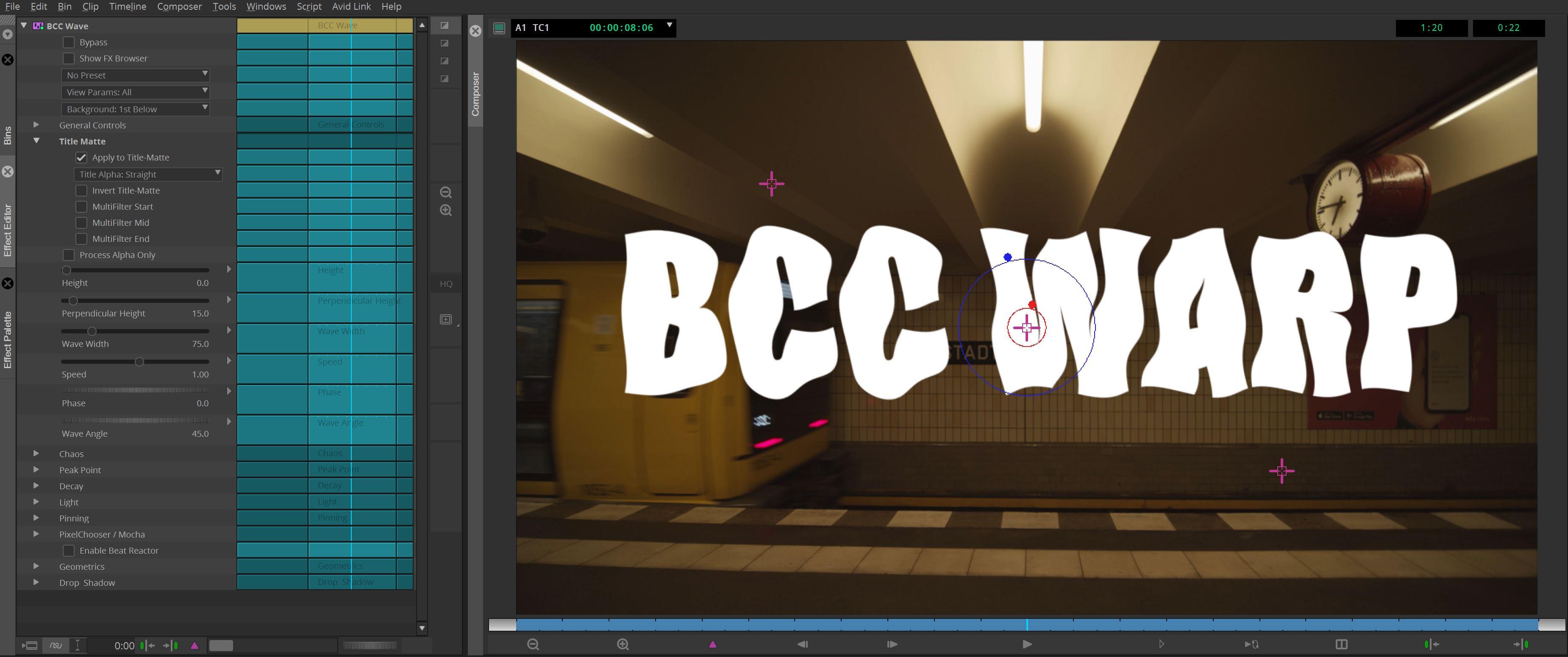 BCC Warp