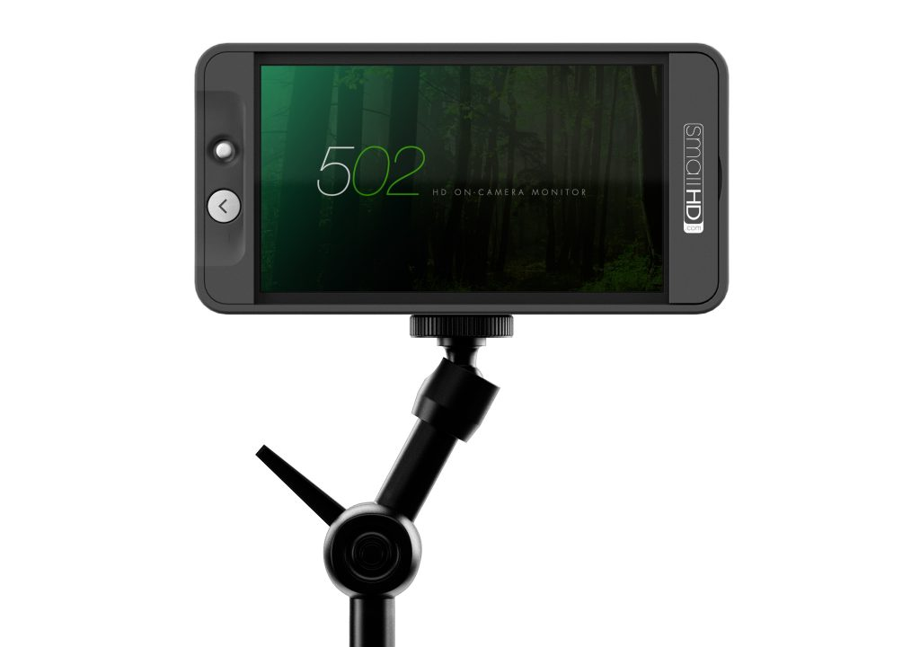 SmallHD Intros New 5-inch Monitors at NAB C9548 1