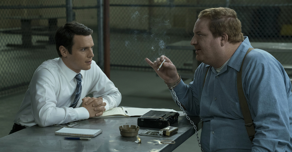 NAB 2018 - An Interview with the MINDHUNTER post-production team 2