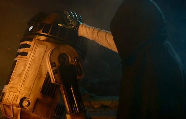 "Shooting The Holiday Blockbuster: ""The Force Awakens"" and the History of Star Wars 12"