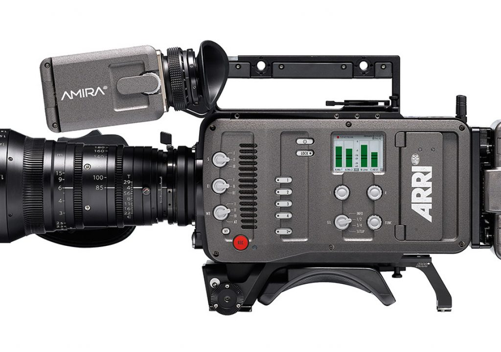 ARRI Unveils New AMIRA Camera At IBC 5