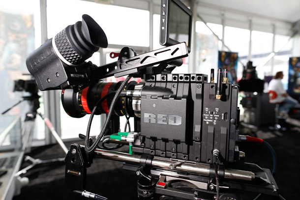 Hands On With RED & 3ality Technica's Meizler Module For Epic 1