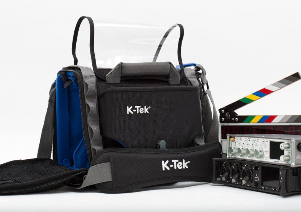 K-Tek Offers Fresh Take on the Audio Bag 3