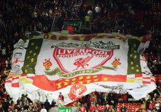 Liverpool Football Club scores with exclusive video