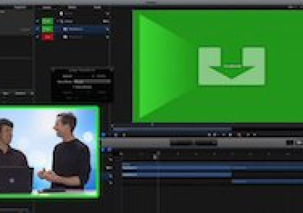 Creating Final Cut Pro Transitions in Motion 8