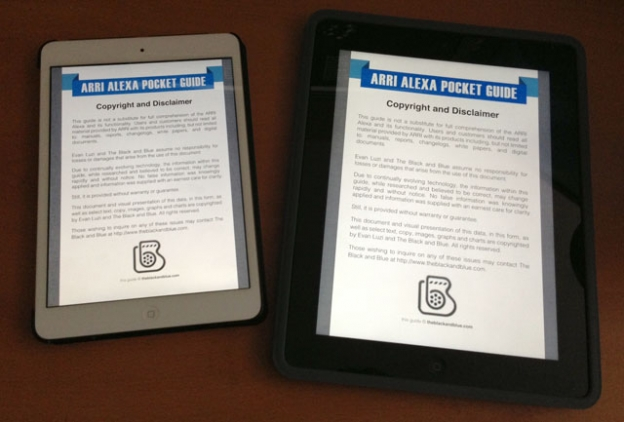 A Tale of Two iPads 3