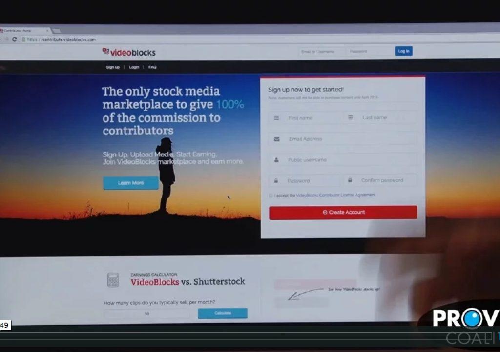 PVC at NAB 2015 - Premium Stock Video Marketplace from Videoblocks 1