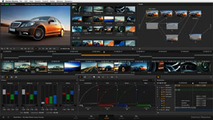 Blackmagic Design Releases DaVinci Resolve 9 Public Beta for Mac, Windows and Linux 1