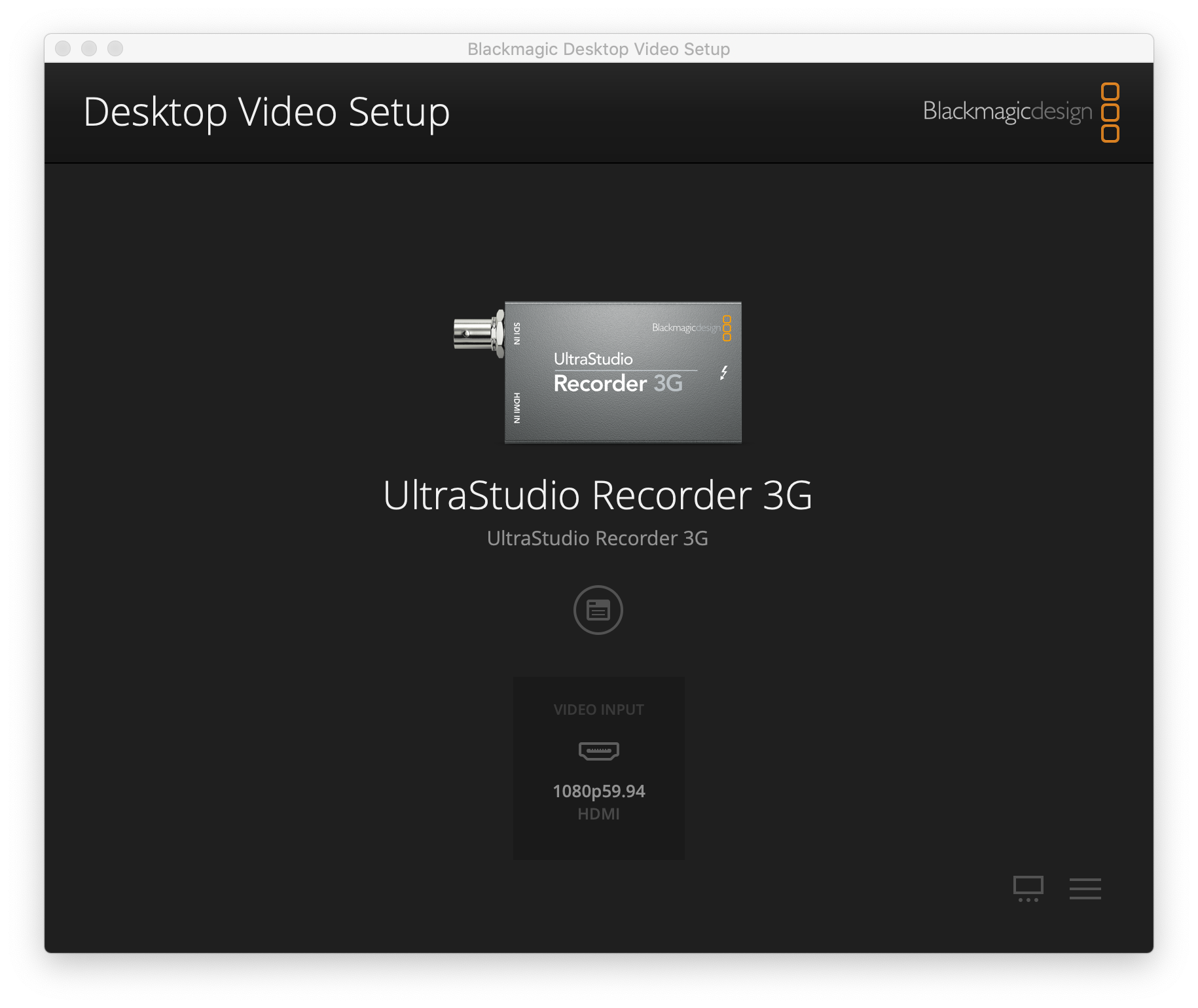 Review Blackmagic Ultrastudio Recorder 3g Helps Alleviate Type 3 Camera Shyness By Allan Tepper Provideo Coalition