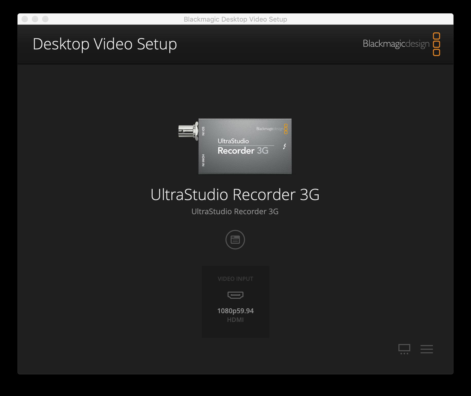 Review: Blackmagic UltraStudio Recorder 3G helps alleviate type 3 camera shyness… 10