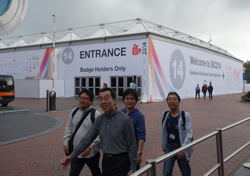 PVC at IBC 2014 - Welcome to Amsterdam 27