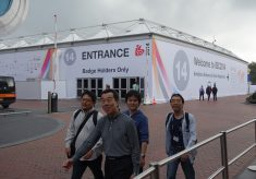 PVC at IBC 2014 – Welcome to Amsterdam