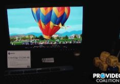PVC at NAB 2015: Talking monitors with EIZO and Flanders Scientific