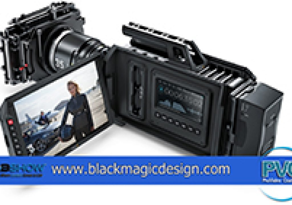 PVC NAB 2014: Blackmagic Design 5