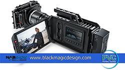 PVC NAB 2014: Blackmagic Design 3