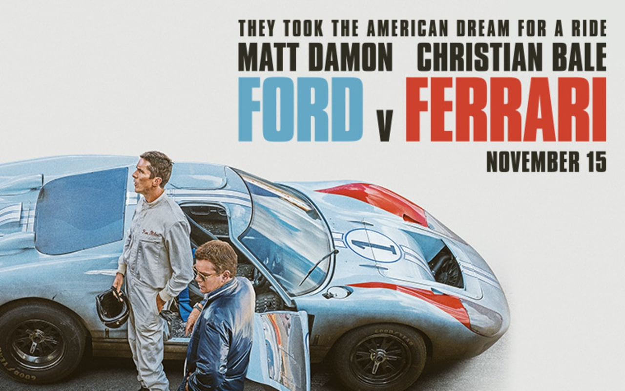 art of the cut podcast ford vs Ferrari