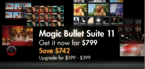 Magic Bullet Suite's MisFire and Adobe CS5.5 Production Premium 17