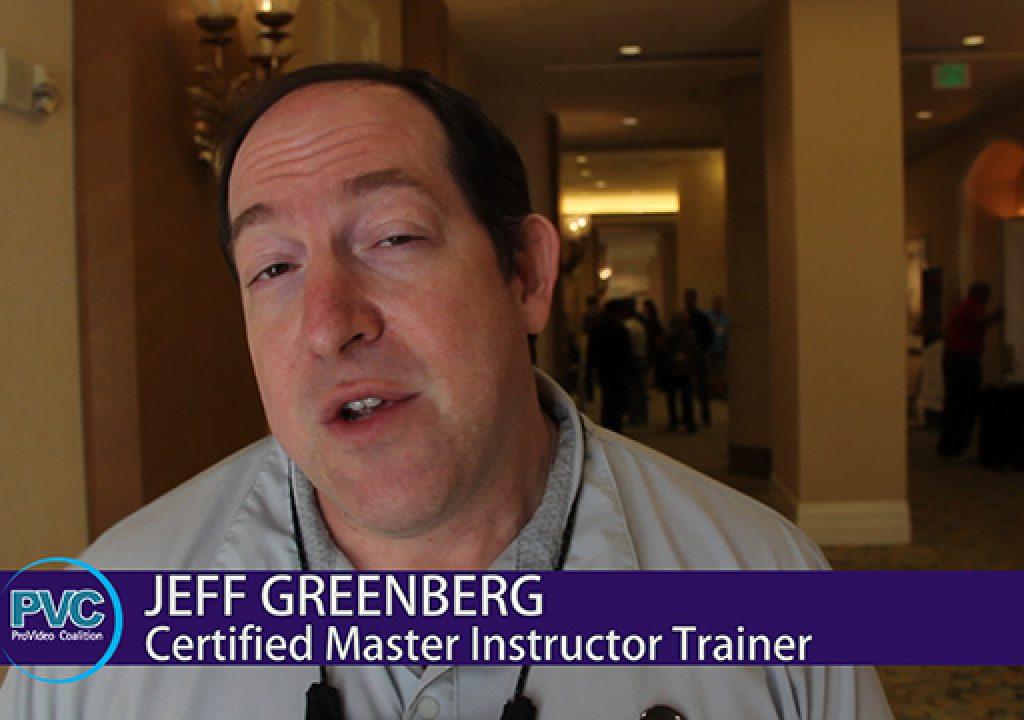 Premiere Pro World Conference: Jeff Greenberg 3