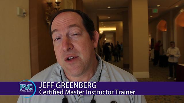 Premiere Pro World Conference: Jeff Greenberg 2