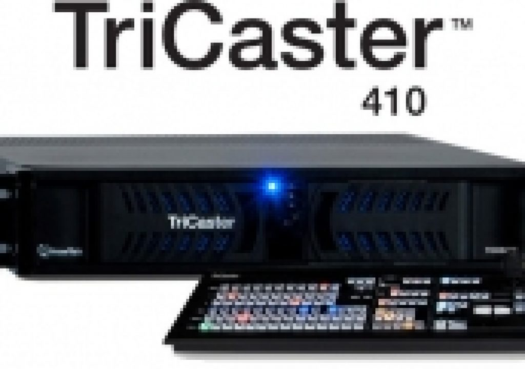 Get the most from a NewTek TriCaster when You Bundle it with a Control Surface! 3
