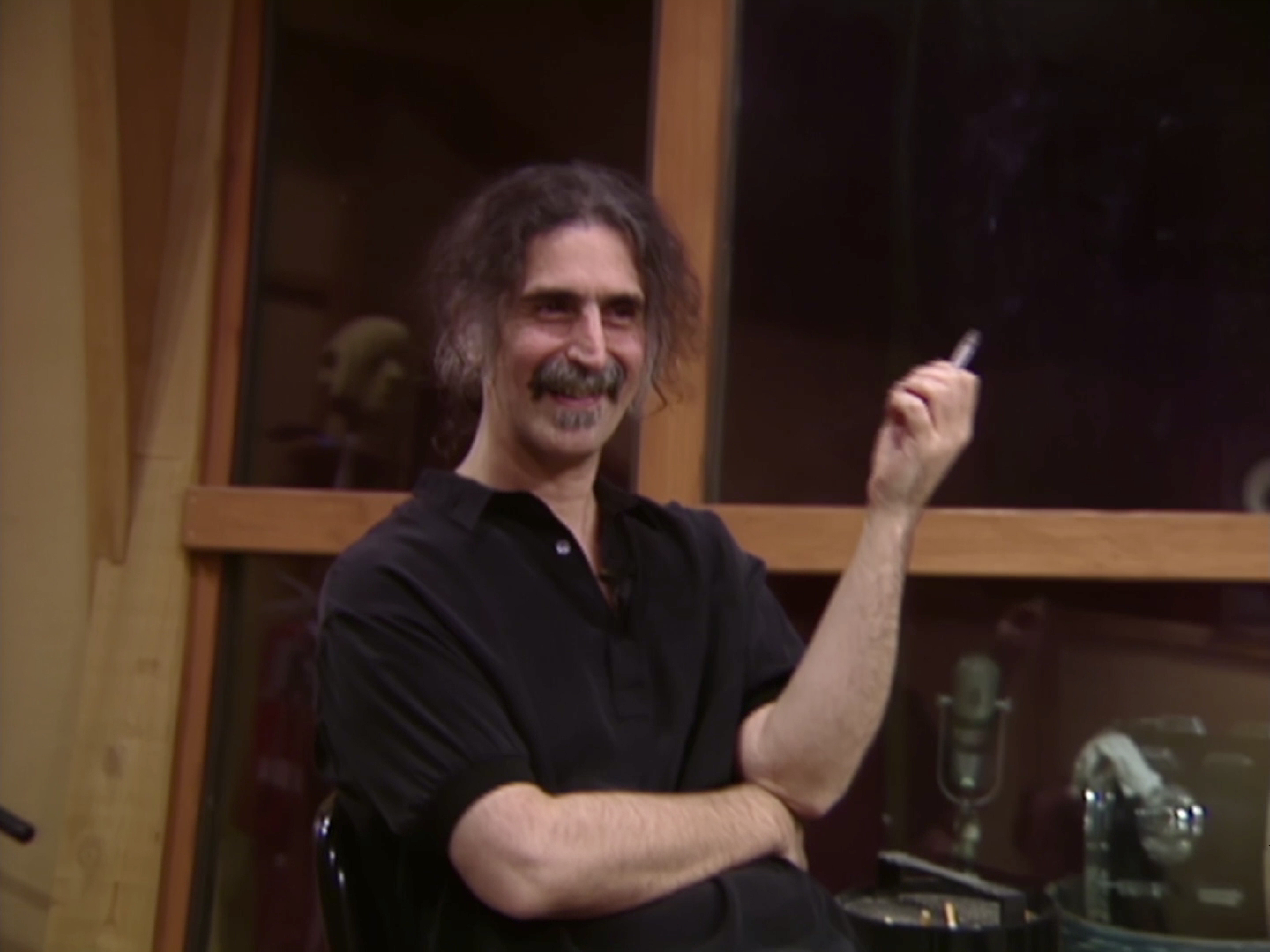 """ART OF THE CUT with Mike J. Nichols, editor of the documentary """"Zappa"""" 6"""