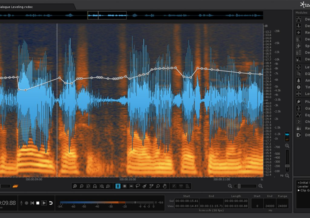 Review: iZotope RX 4 11