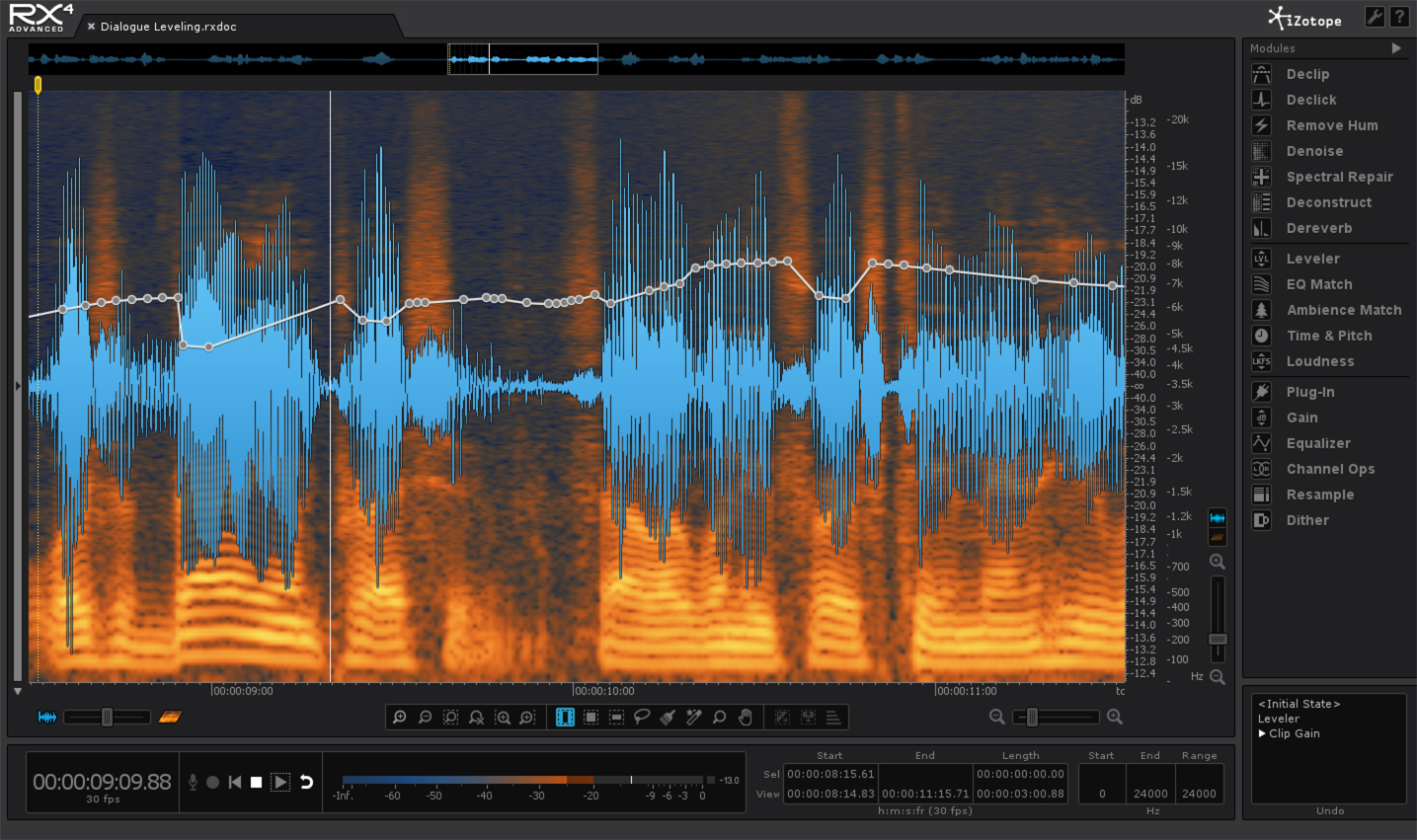 Review: iZotope RX 4 by Woody Woodhall - ProVideo Coalition