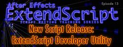 After Effects ExtendScript Training: Ep. 13 3