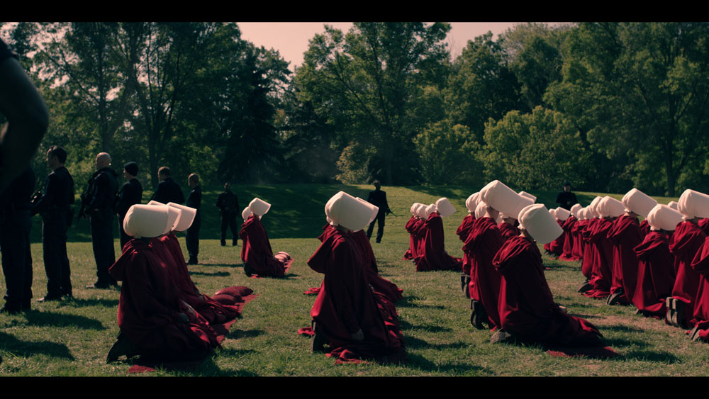 "ART OF THE CUT with the editors of ""The Handmaid's Tale"" 11"