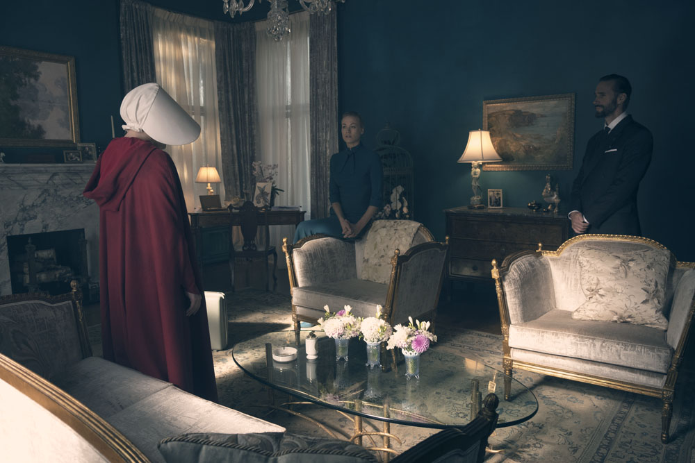 "ART OF THE CUT with the editors of ""The Handmaid's Tale"" 9"