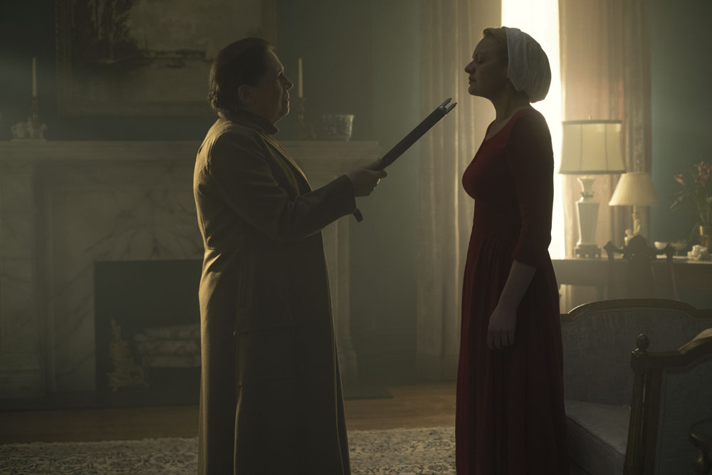 "ART OF THE CUT with the editors of ""The Handmaid's Tale"" 20"