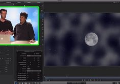 Creating a Night Sky in Motion