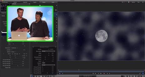 Creating a Night Sky in Motion 11